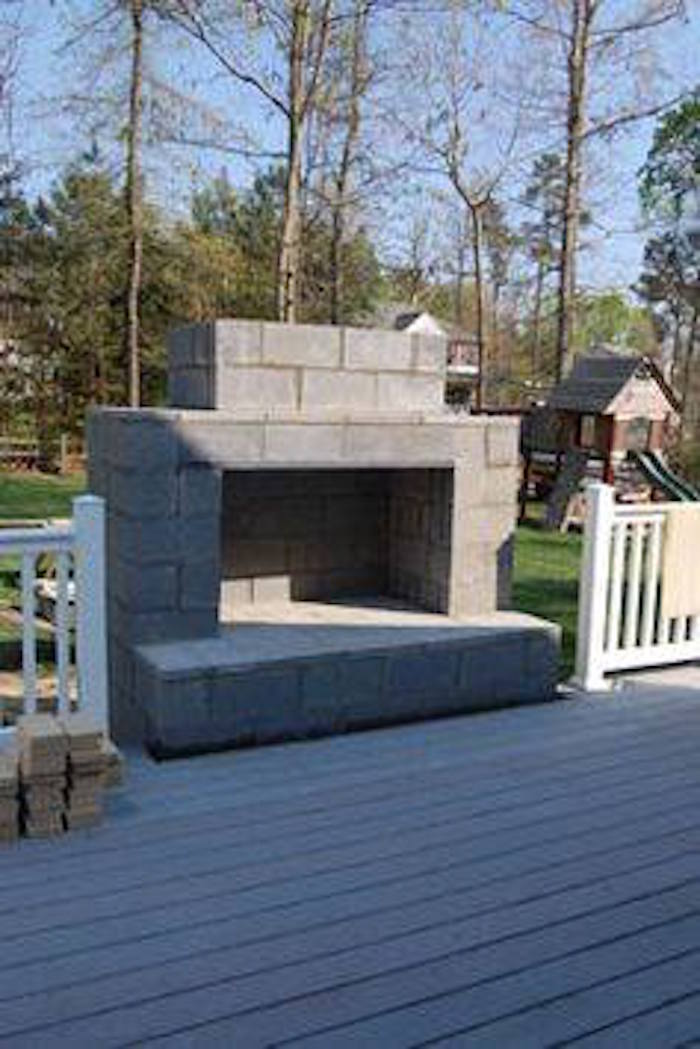 14 Novel Ways Of Using Cinder Blocks