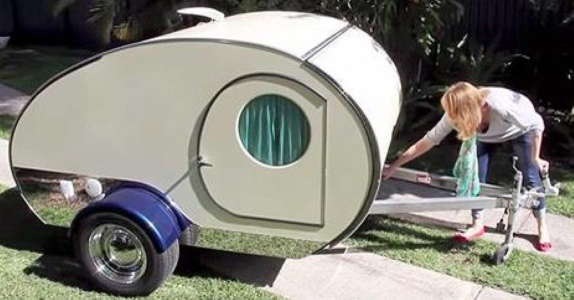 This Camper Might Look Small But When You See It In