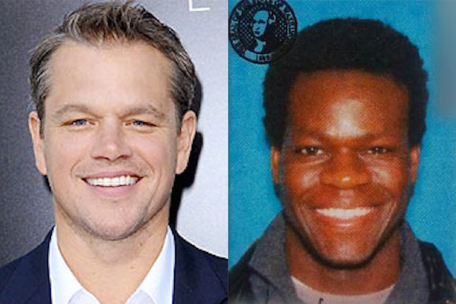 "photo of celebrities as different races в""– 116884"
