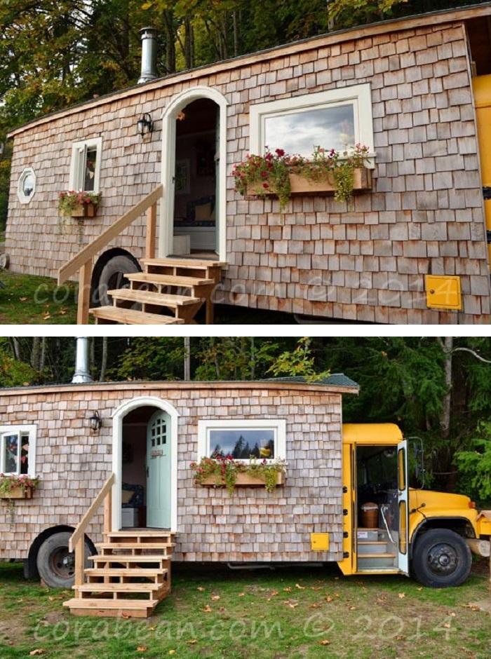 Bus caravan 2