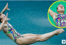 russian olympic diver