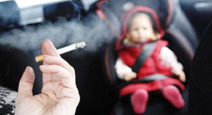 smoking in cars 1