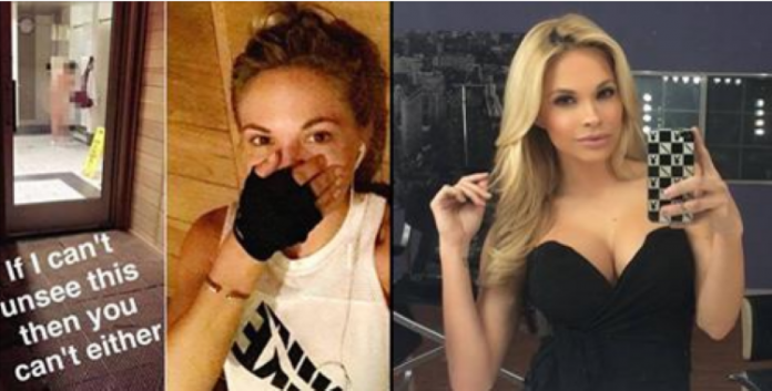 Playboy Model Mocks Naked Woman At Gym. Now, The Victim