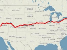Cheap American Road Trip