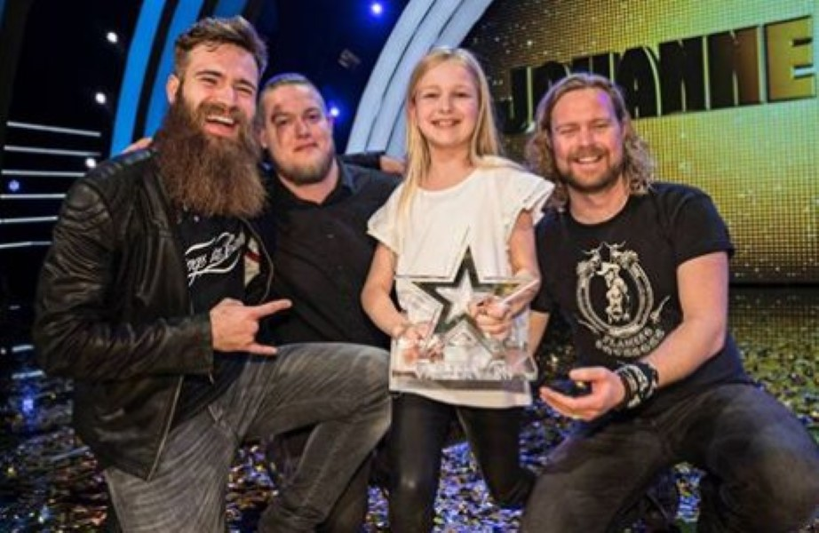 Drummer Wins Denmark's Got Talent