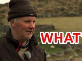 Irish Accent Sheep Farmer