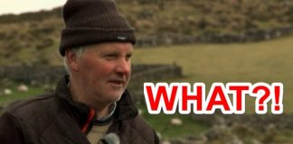 Irish Accent Sheep Farmer