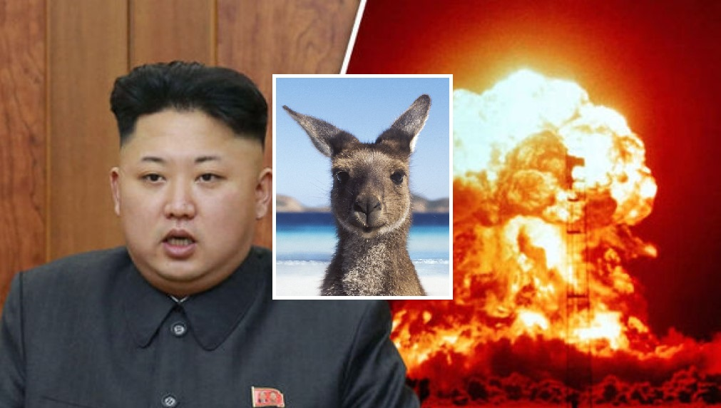 North Korea Australia