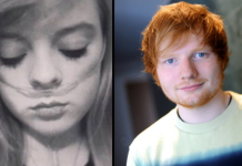 Triona Priestly Ed Sheeran
