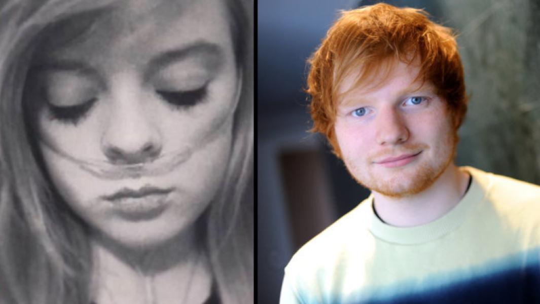 Triona Priestly Ed Sheeran