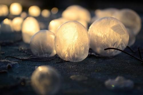 Ice Bubbles