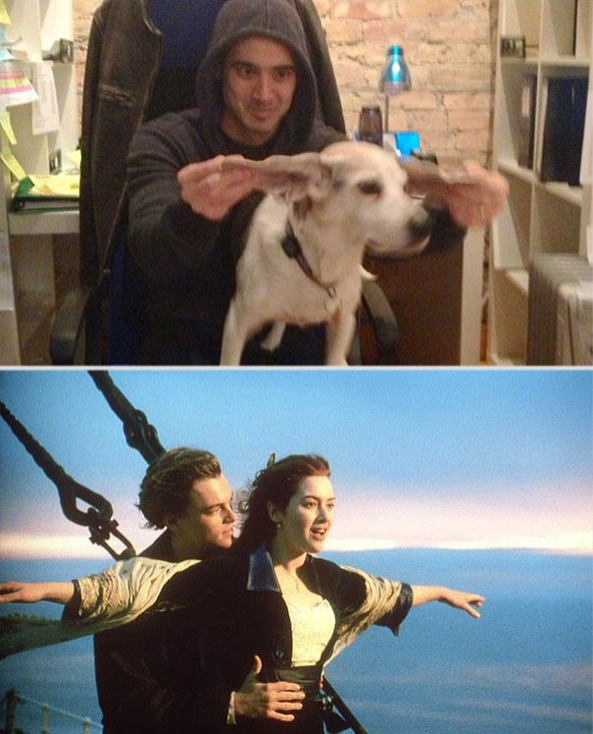 Titanic Reenacted