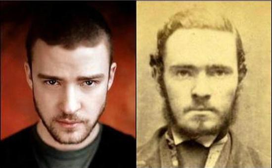 celebrity look alike