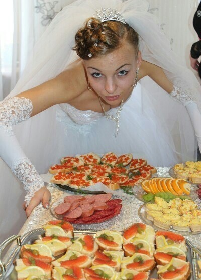 Buffet Bride