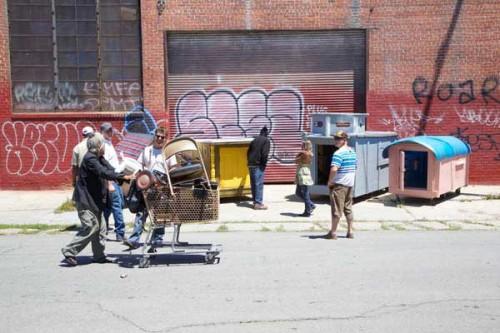 Impressing the Homeless Community