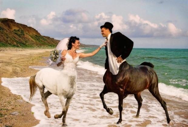 Mythical Beast Wedding
