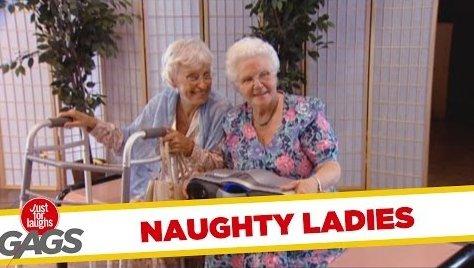 Naughty Ladies