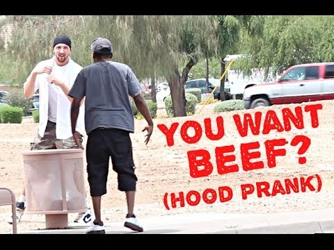 You Want Beef