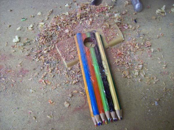 Pencil Jewellery