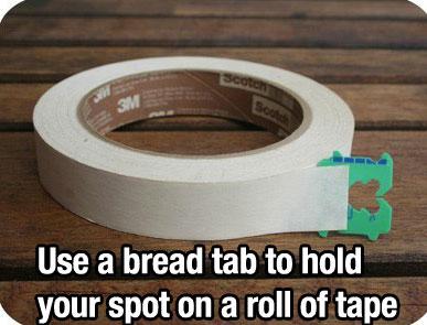 Tape - life hack