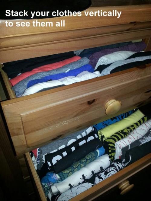 Tshirts - life hack