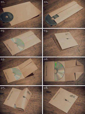 CDs - life hack