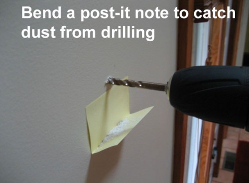 Post-it notes - life hack