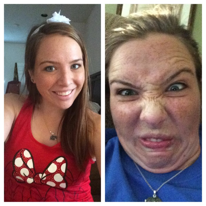 Pretty Girls Ugly Faces (3)