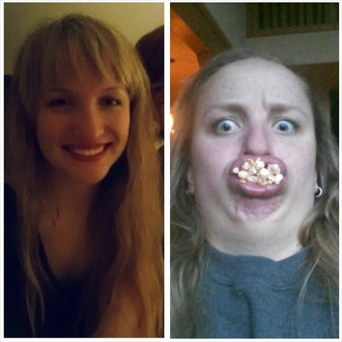 Pretty Girls Ugly Faces (8)