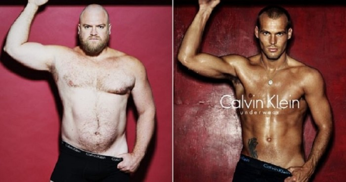 Real Men Underwear Ad (1)