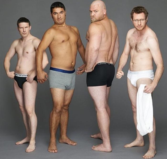 Real Men Underwear Ad (2)