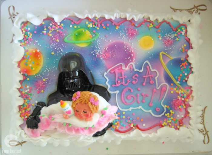 Horrible Baby Shower Cakes