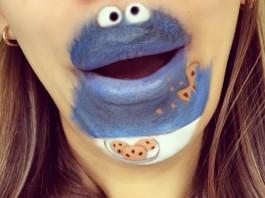 Laura Jenkinson Lip Art