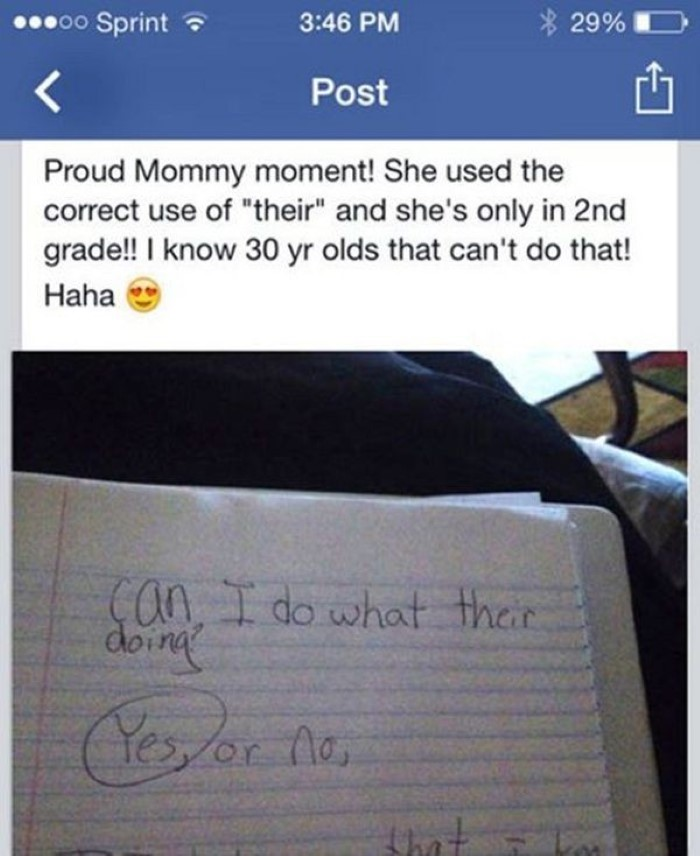 Spelling and Grammar Fails