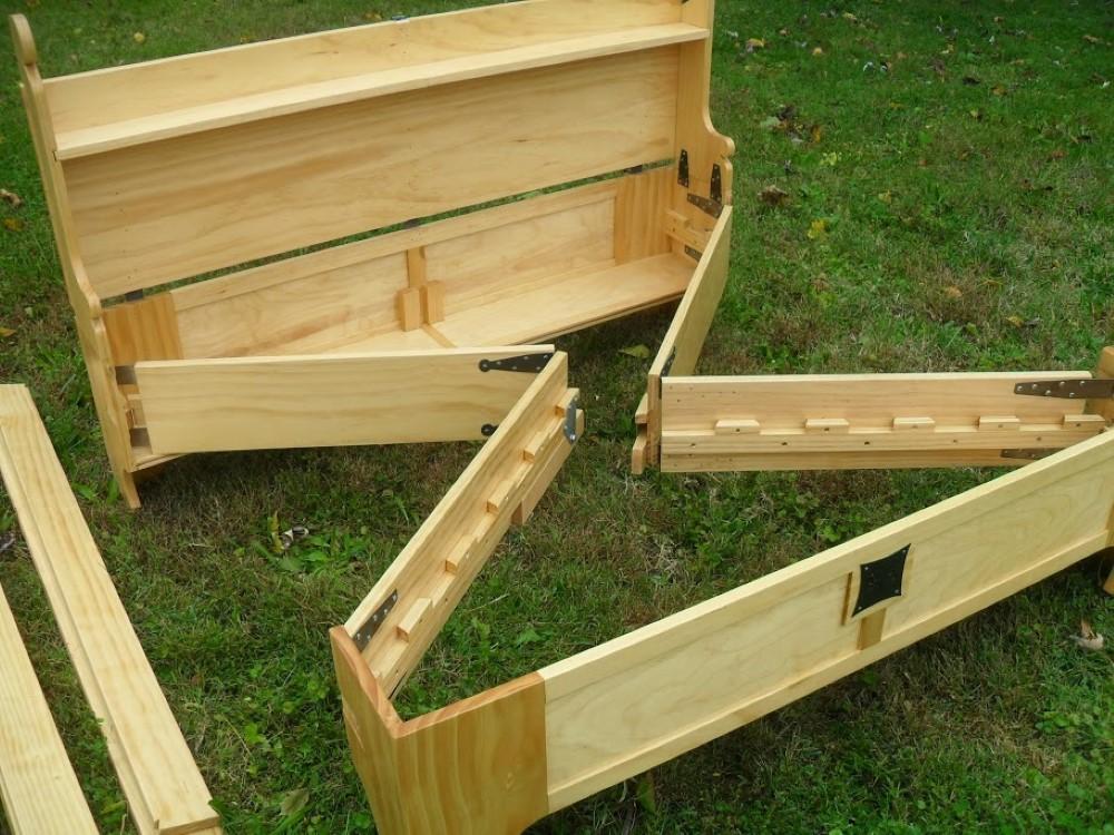 Wood Closet Shelving, Bsa Wood Projects, Folding Box Bed ...