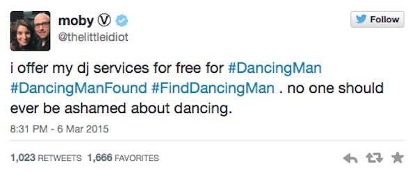 Dancing man 6