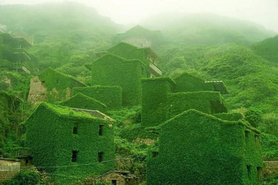 Chinese Village (3)