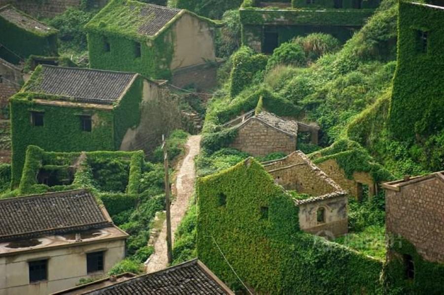 Chinese Village (4)
