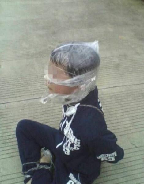 Chinese kidnap