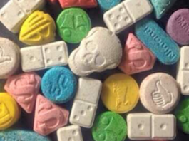 Drugs Halloween Sweets