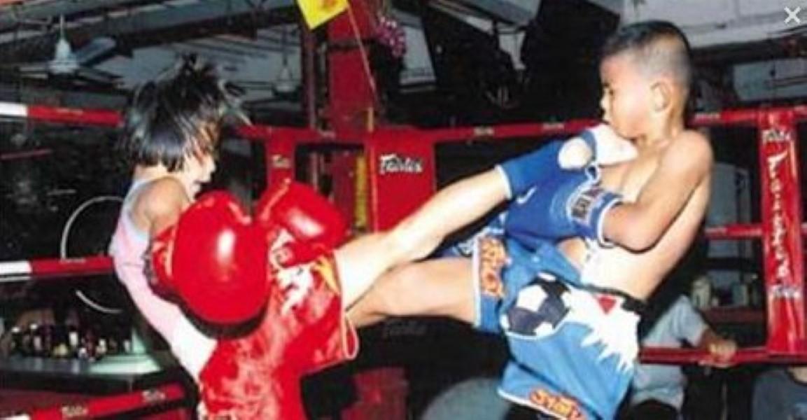 Girl Kickboxer