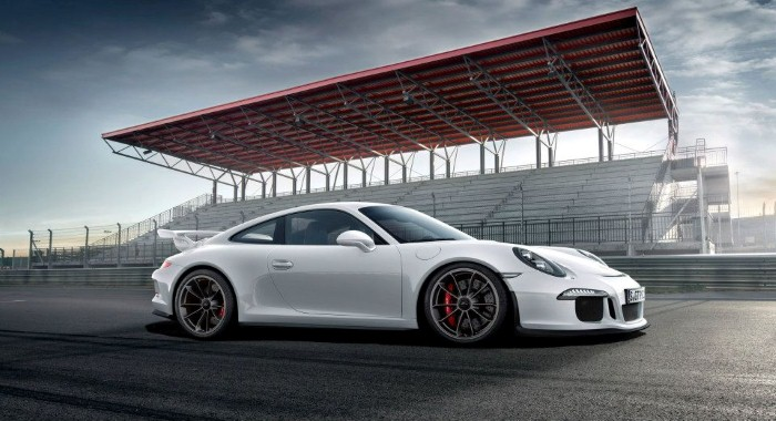 Porsche thumb