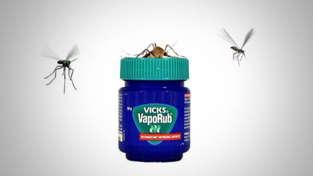 Mosquitoes Vicks