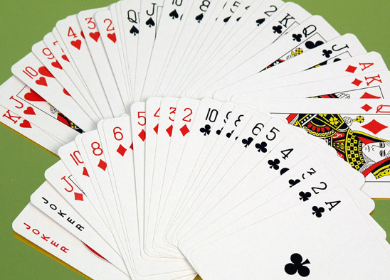 soldier deck of cards 2