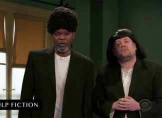 Samuel L Jackson Role Call James Corden (1)