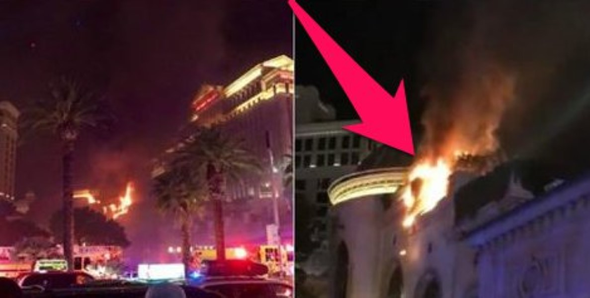 Bellagio Fire